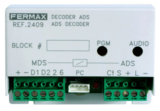 FERMAX 002409 DECODER ADS/MDS