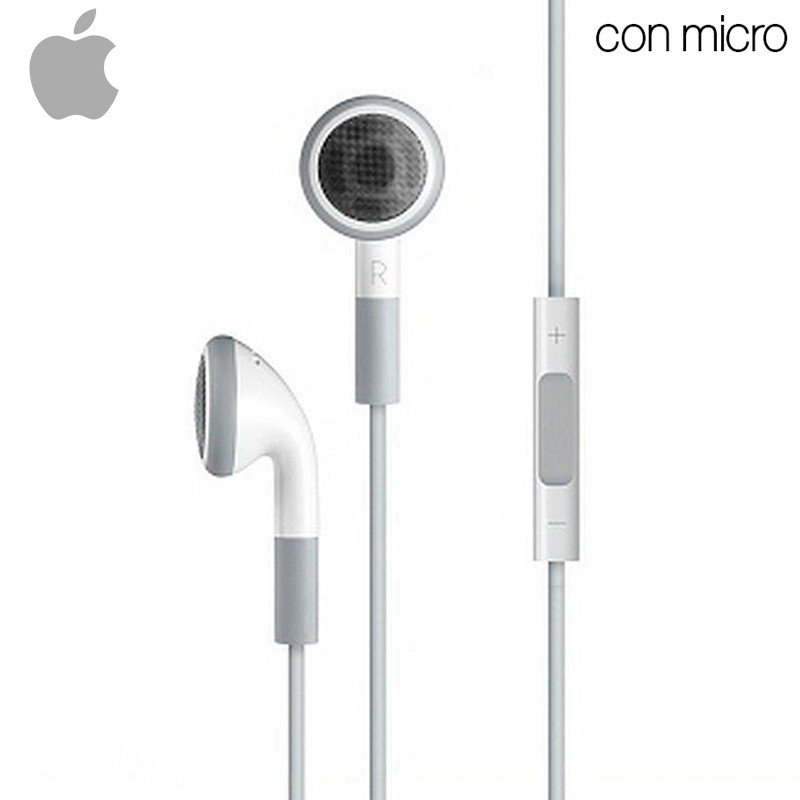 COOL 005494 Manos Libres Stereo Original IPhone 3G/4/4s (Bulk)
