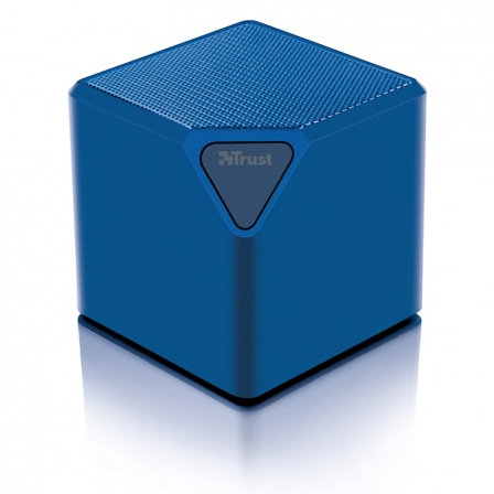 TRUST 21716 ALTAVOZ BLUETOOTH TRUST ZIVA WIRELESS BLUE - BATERÍA - USB / SD / LINE IN - FUNCION MANOS L