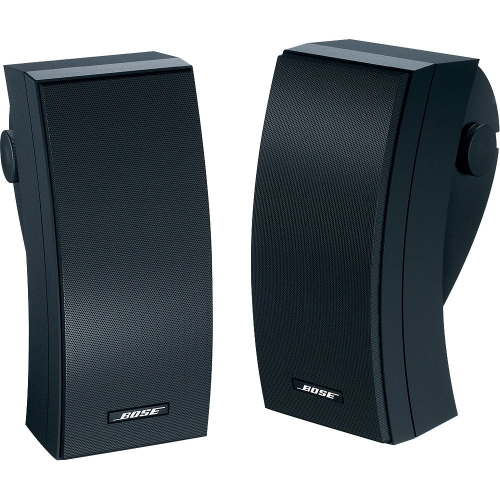 BOSE B024643 Sistema de 2 altavoces para Intemperie Bose 251 Environmental Color Negro