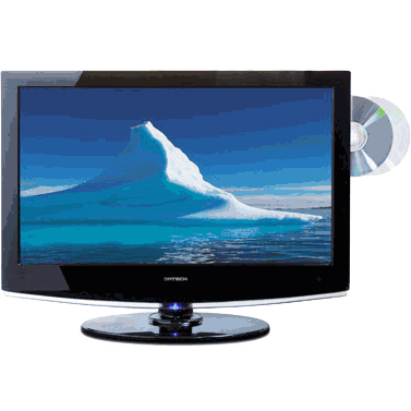 "DMTECH DM19XTBH2 LCD DMTECH 19"" TDT/DVD/USB/SD COLOR NEGRO"
