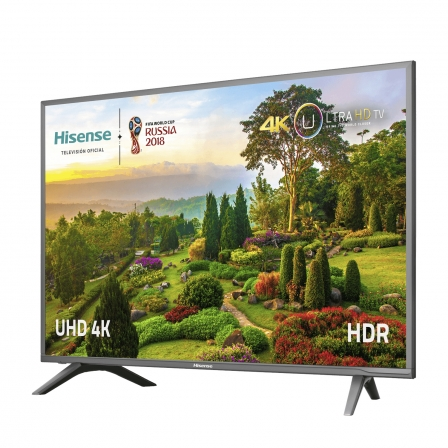 "HISENSE H43N5700 TV LED HISENSE 43"" 4K 1200 Hz PCI TDT2-HD SMART TV WIFI USB MULTIMEDIA"