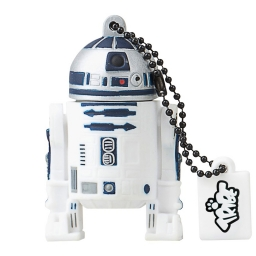 INFORMATICA 111750240108 PENDRIVE TRIBE STAR WARS R2D2 8GB USB 2.0
