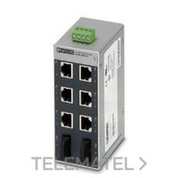 PHOENIX 2891314 SWITCH ETHERNET FL SWITCH SFN 6TX/2FX
